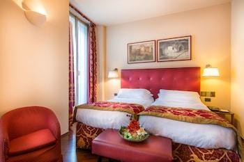 Bild vom Hotel Regina in Mailand