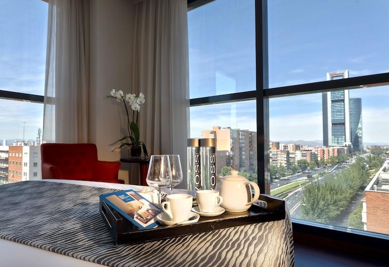 Hotel Vía Castellana, Madrid, Pokoj typu Premium, Pokoj