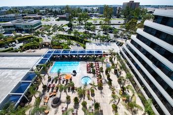 Φωτογραφία του Renaissance Newport Beach Hotel, Παραλία Newport