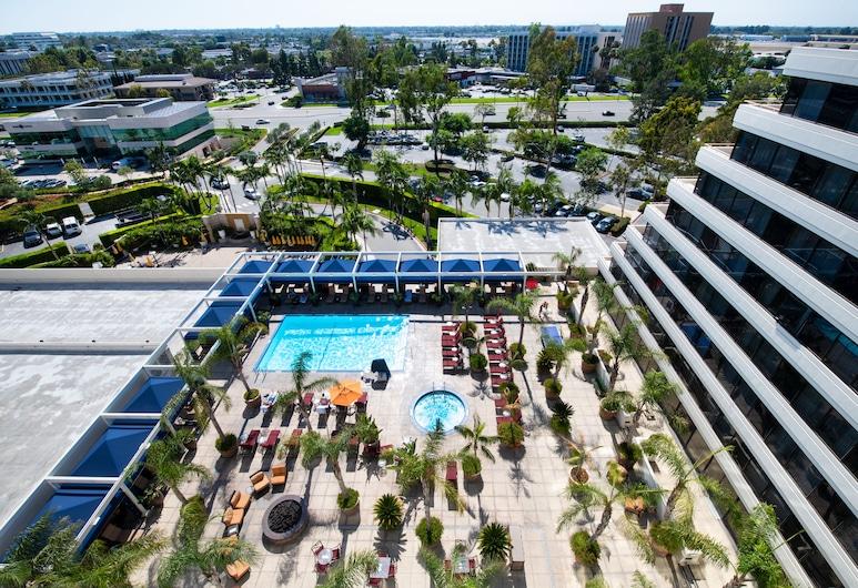 Renaissance Newport Beach Hotel, ניופורט ביץ', אמבט ספא חיצוני