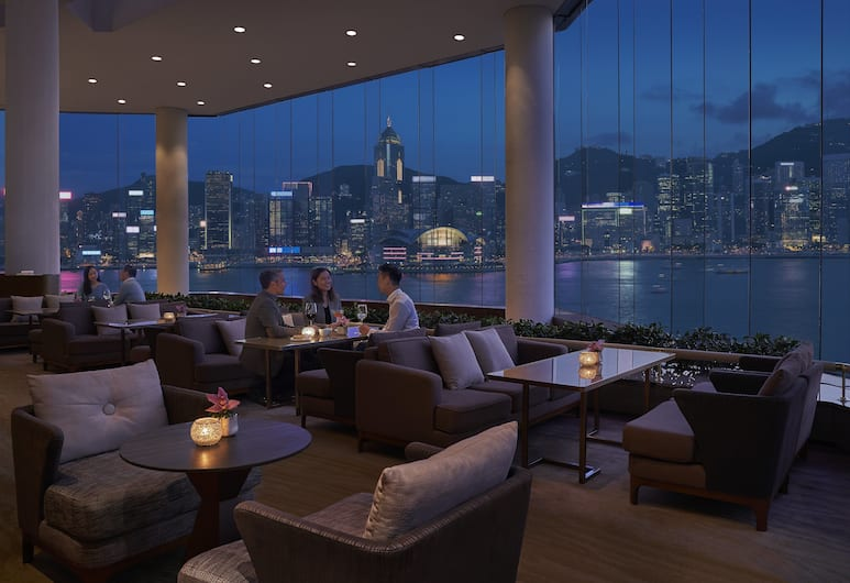 InterContinental Hong Kong, Kowloon, Dış Mekân