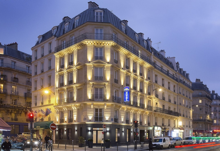 Best Western Plus Quartier Latin Pantheon, Paris, Hotellets front – kveld/natt