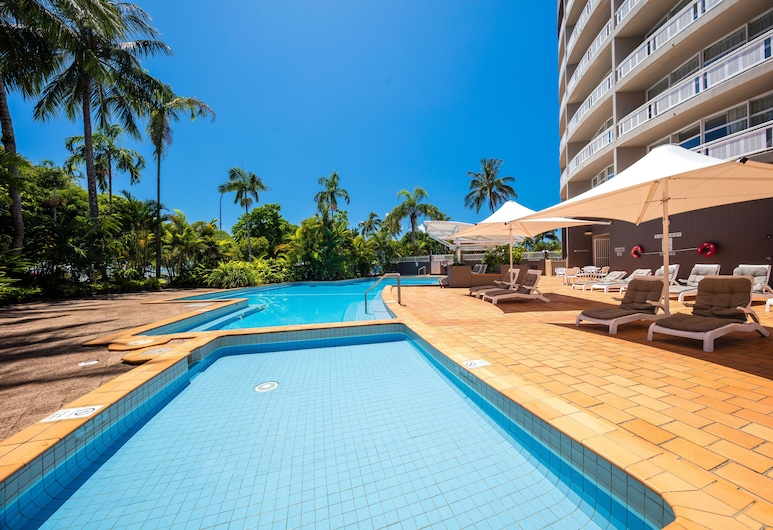 DoubleTree by Hilton Hotel Cairns, קיירנס, מתקני כושר