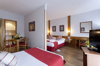 Imagen de Aparto-Suites Muralto en Madrid