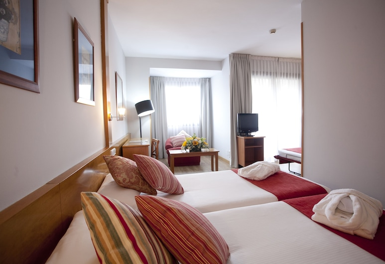 MURALTO MADRID PRINCESA, Madrid, Appartement (Triple), Chambre