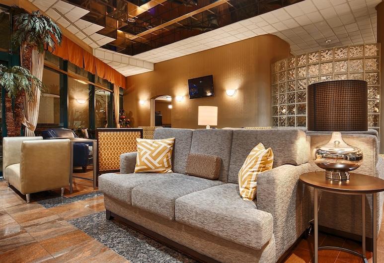 Best Western Plus Suites Hotel, Инглвуд, Вестибюль