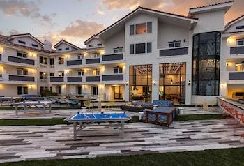 Foto van Hotel Hermosa in Hermosa Beach