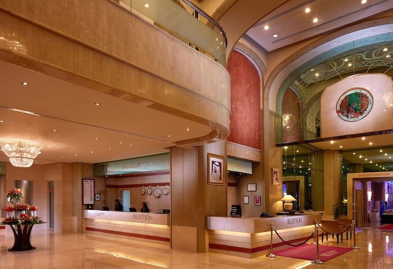 Crowne Plaza Dubai, Dubái, Lobby