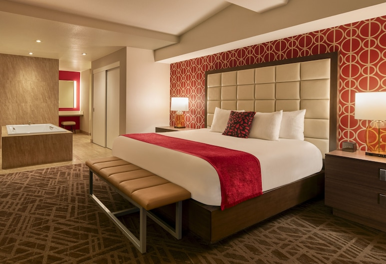 Bally's Las Vegas - Hotel & Casino, Las Vegas, Resort Executive Suite, 1 King, Non-Smoking (Newly Renovated), Guest Room