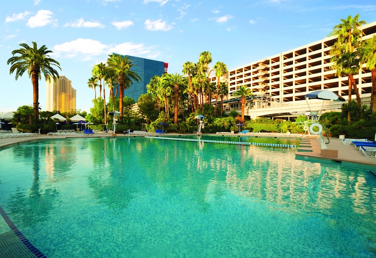 Bally's Las Vegas - Hotel & Casino, Las Vegas, Outdoor Pool