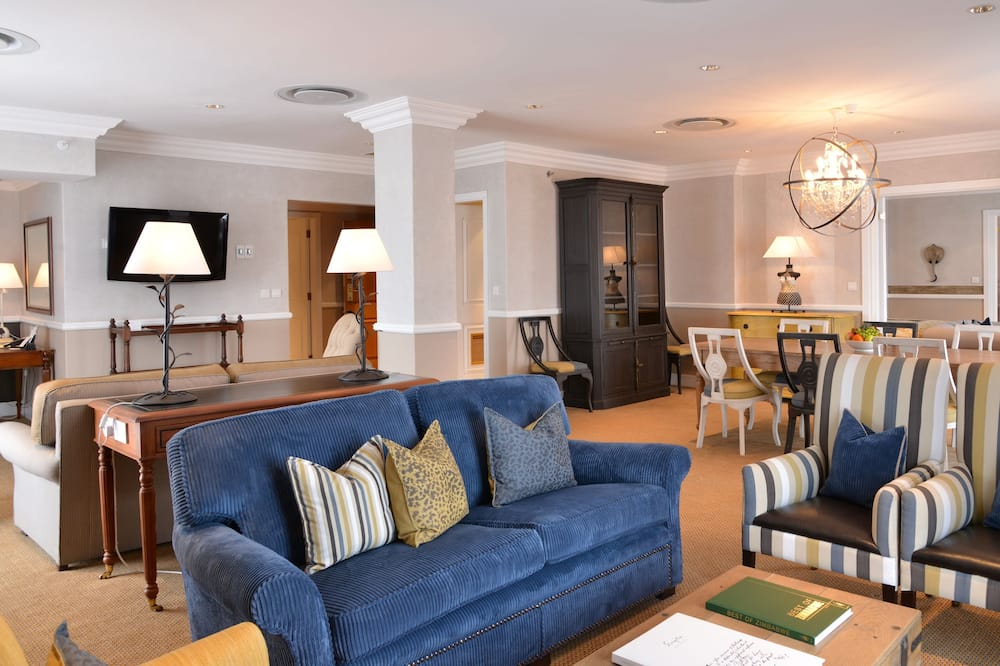 Presidential-suite - Opholdsområde