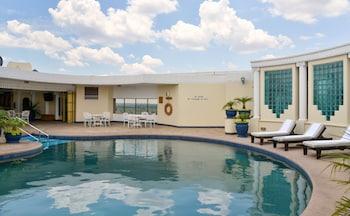Mynd af Meikles Hotel í Harare