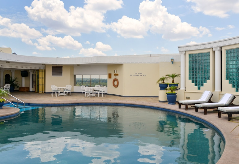 Meikles Hotel, Harare, Outdoor Pool