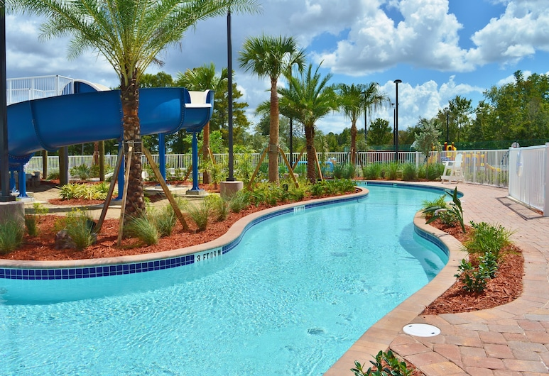 Red Lion Hotel Orlando Lake Buena Vista South, Kissimmee, Parque acuático