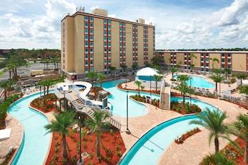 A(z) Red Lion Hotel Orlando Lake Buena Vista South hotel fényképe itt: Kissimmee