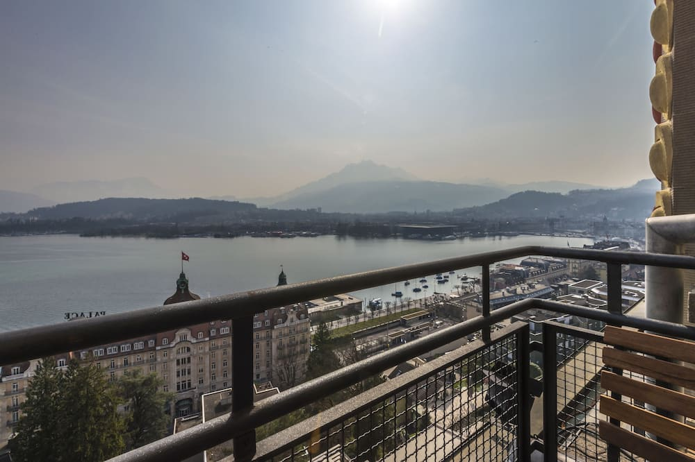 Double Room, Balcony, Lake View - Lake View