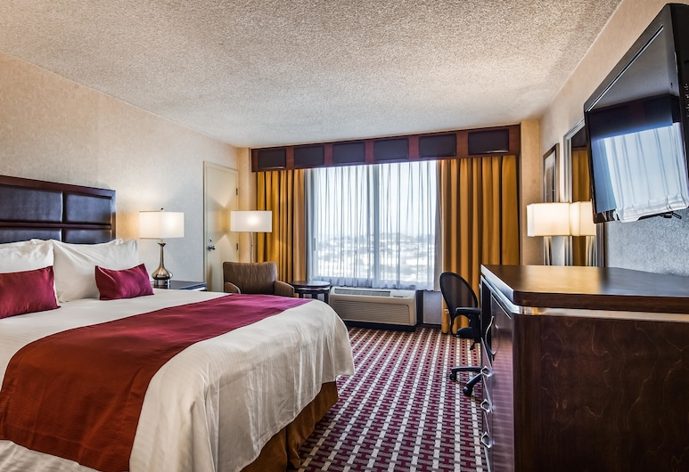 Best Western Plus Grosvenor Airport Hotel, South San Francisco, Standard Room, 2 Double Beds, Non Smoking, Guest Room