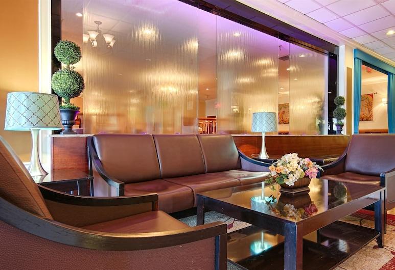 โรงแรมเบสท์เวสเทิร์นพลัส สนามบินโกรฟเนอร์, เซาท์ซานฟรานซิสโก, ล็อบบี้