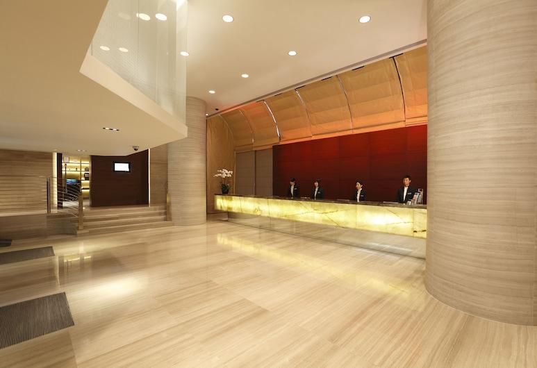 プルデンシャル ホテル (香港恒豊酒店), 九龍, フロント