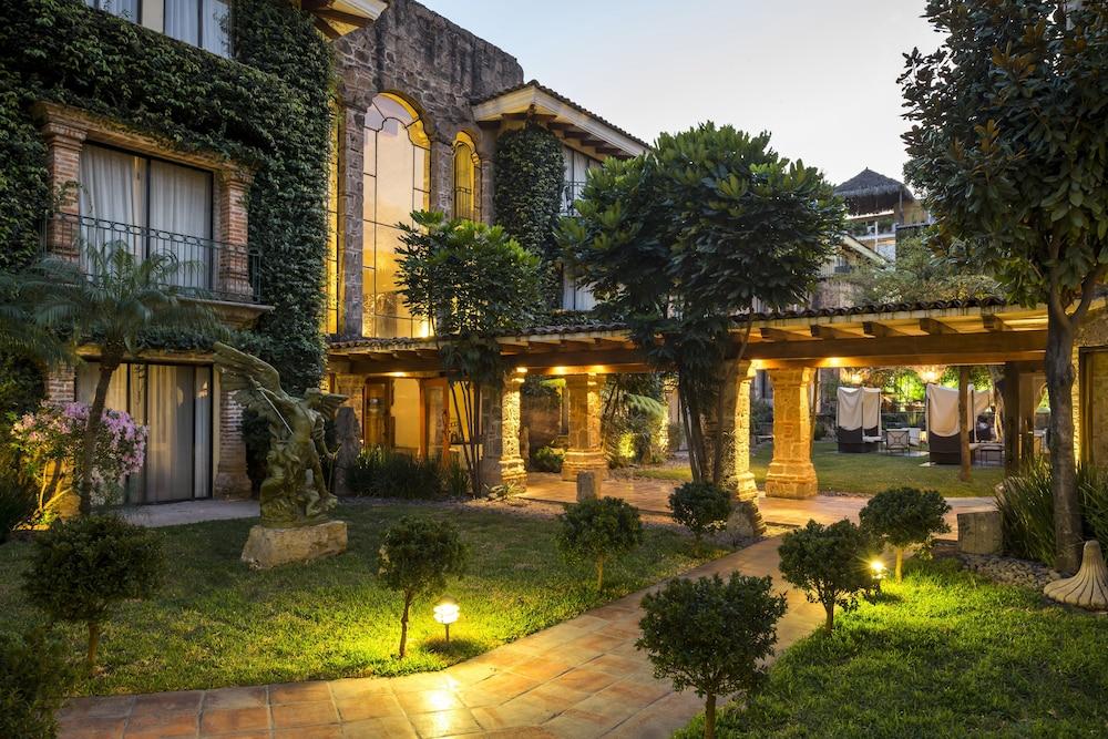 Quinta real guadalajara guadalajara m xico hoteles en for Hoteles con piscina en guadalajara
