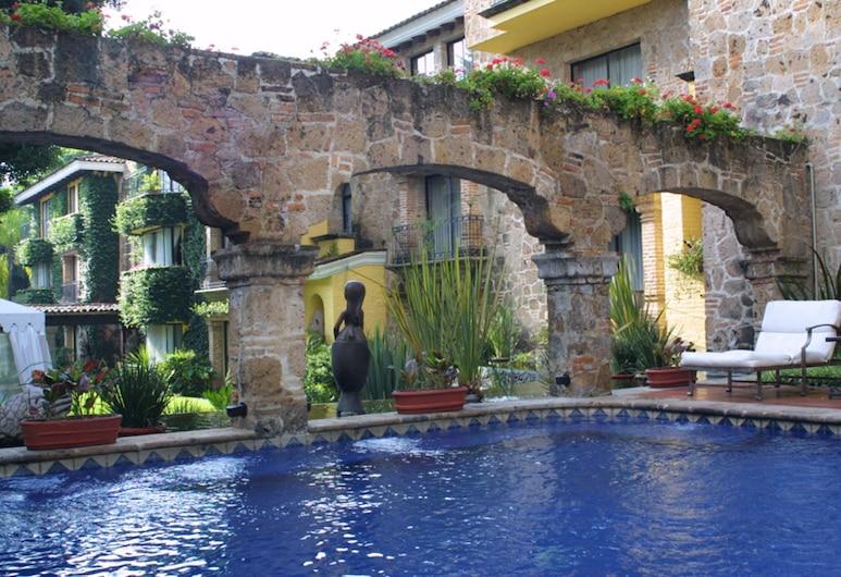 Quinta Real Guadalajara, Guadalajara, Piscina al aire libre