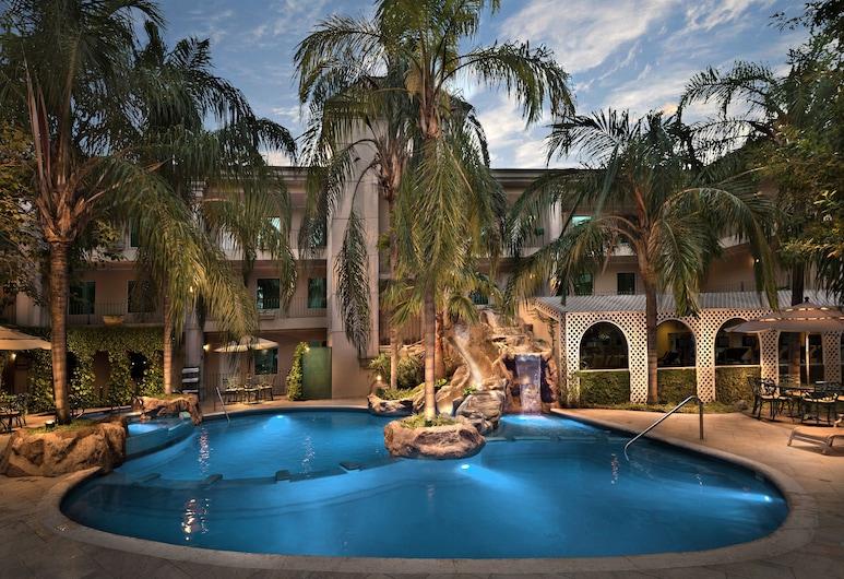 薩菲皇家豪華中央酒店, 蒙特雷, 室外泳池