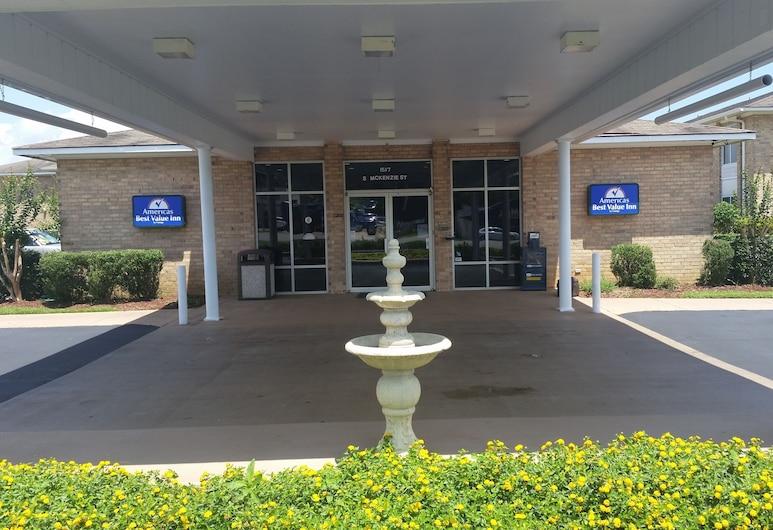 Americas Best Value Inn & Suites Foley Gulf Shores, Foley, Avatud veranda