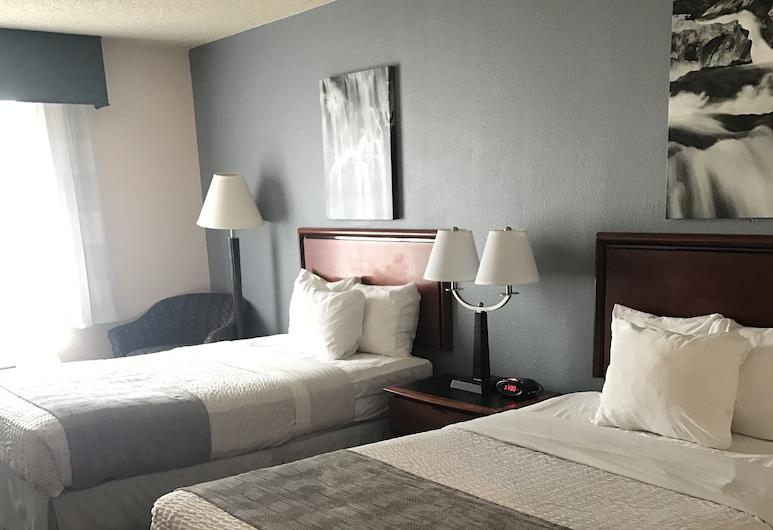 BEST WESTERN Huntington Mall Inn, Barboursville, Standard szoba, 2 kétszemélyes ágy, nemdohányzó, Vendégszoba