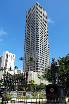 Picture of Maile Sky Court in Honolulu
