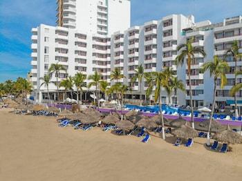 Fotografia do Oceano Palace Beach Hotel em Mazatlan