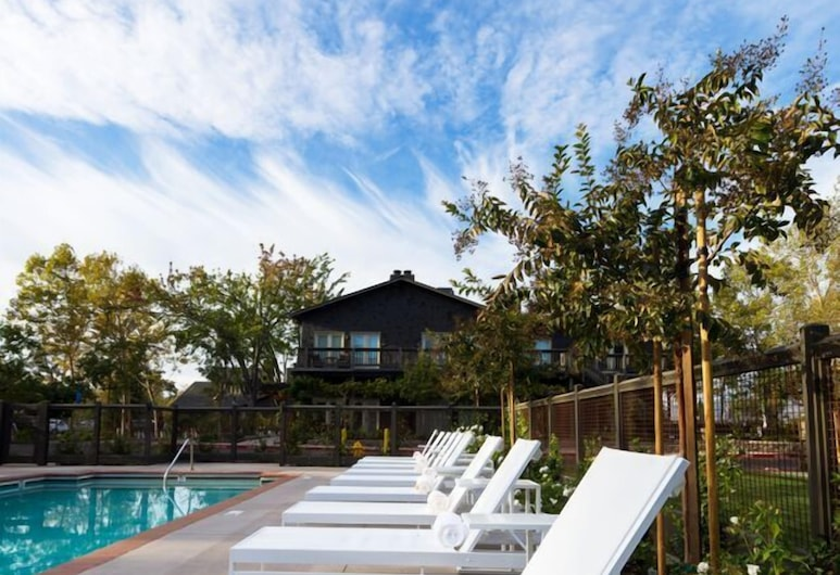 SENZA Hotel, Napa, Vanjski bazen