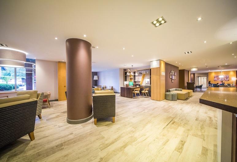 Holiday Inn High Wycombe M40, Jct. 4, High Wycombe, Vstupní prostor zevnitř