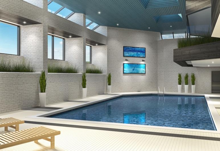 東渥太華假日酒店, 渥太華, 泳池