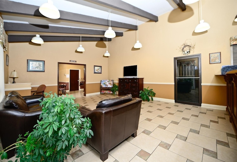 Americas Best Value Inn and Suites Aberdeen, Aberdeen, Lobby