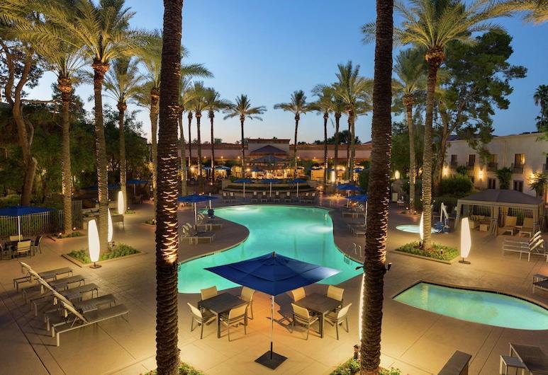 Hilton Scottsdale Resort & Villas, Scottsdale, Alberca