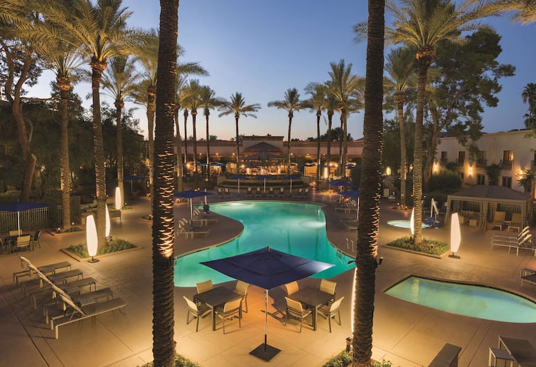 Hilton Scottsdale Resort & Villas, Scottsdale, Piscina