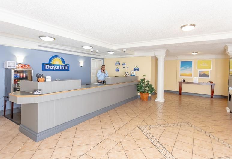 Days Inn by Wyndham Jacksonville Baymeadows, Jacksonville, Recepce