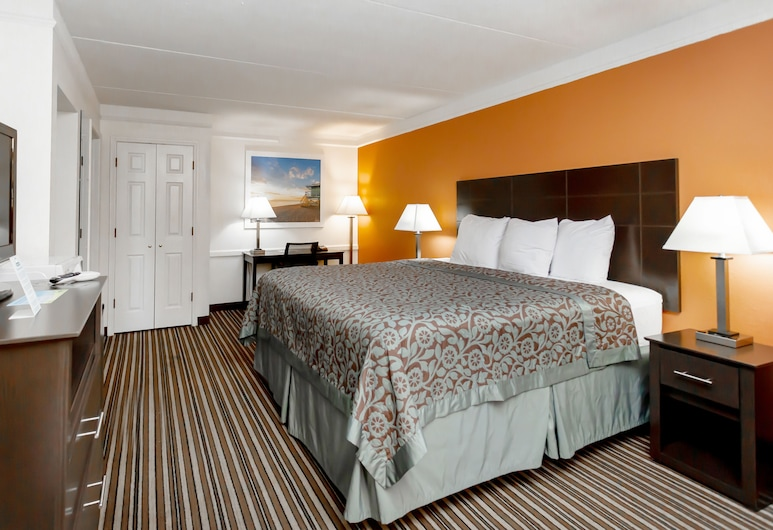 Days Inn by Wyndham Jacksonville Baymeadows, Jacksonville, Room, 1 King Bed, Non Smoking, Guest Room