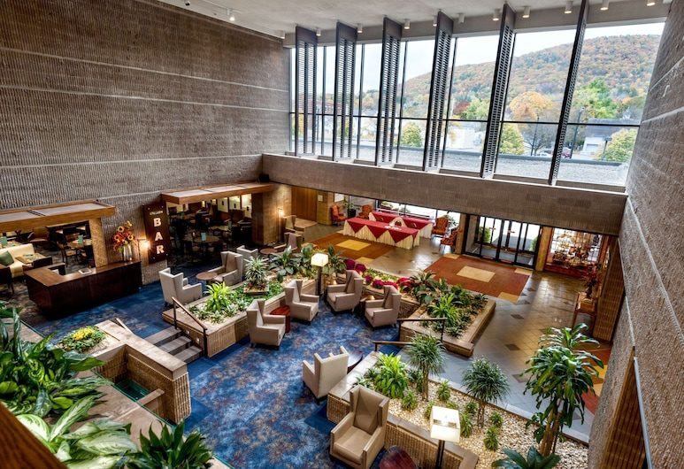 Radisson Hotel Corning, Corning, Vstupní hala