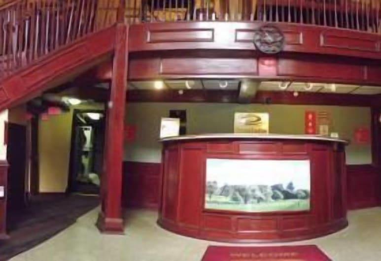 Econo Lodge Montpelier I-89, Montpelier, Tempat Duduk di Lobi