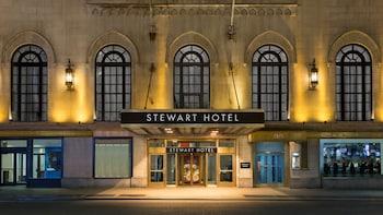 Foto Stewart Hotel di New York