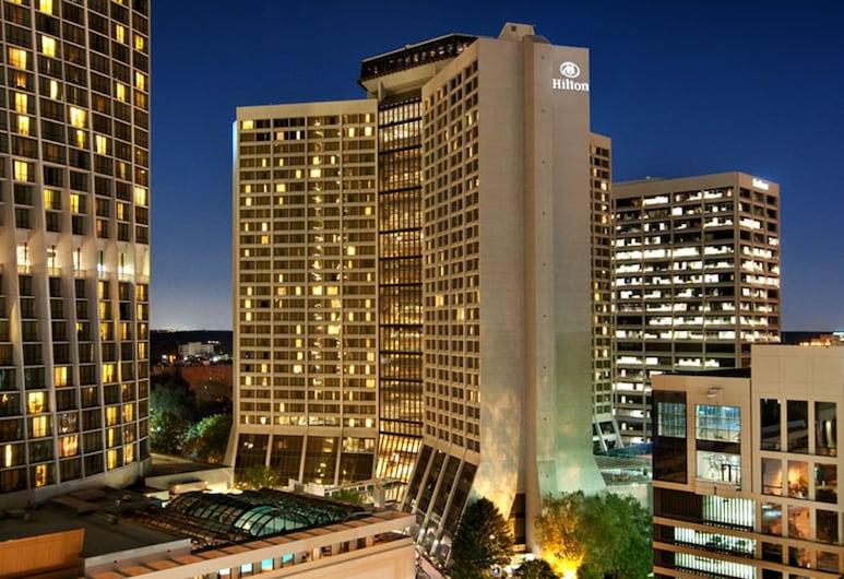 Hilton Atlanta, Atlanta, Rom, 2 dobbeltsenger, Gjesterom