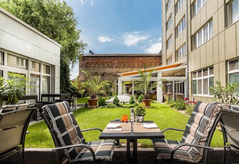 貝斯特韋斯特德塔公園飯店, 曼海姆, 花園