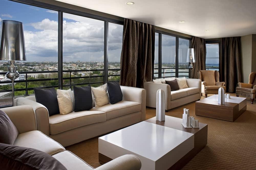 Presidential-Suite, Nichtraucher, Meerblick (Luxurious) - Zimmer