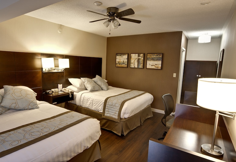 Rodd Royalty, Charlottetown, Standard Room, 2 Queen Beds, Guest Room