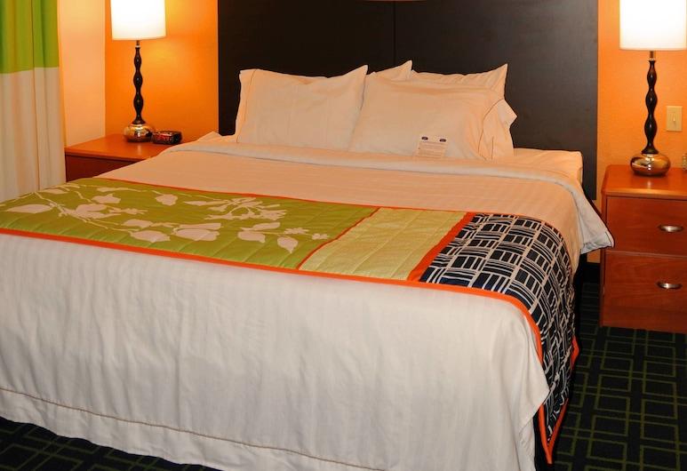 Fairfield Inn & Suites by Marriott Spearfish, Spearfish, Soba, 1 queen size krevet, Soba za goste