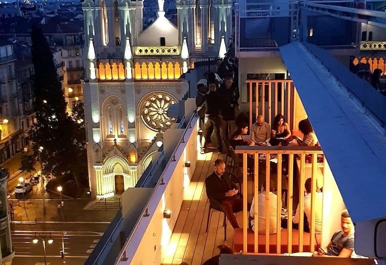 Mercure Nice Centre Notre Dame, Nice, Utsikt från luften