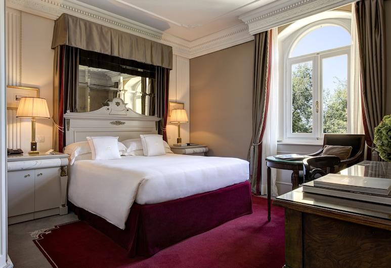 Hotel Regency, Florens, Deluxe-rum - 1 queensize-säng, Gästrum