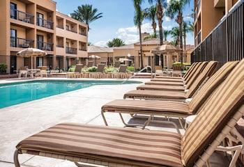 A(z) Courtyard by Marriott Tucson Airport hotel fényképe itt: Tucson