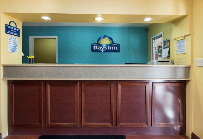 Days Inn by Wyndham Cookeville, Cookeville, Rezeption